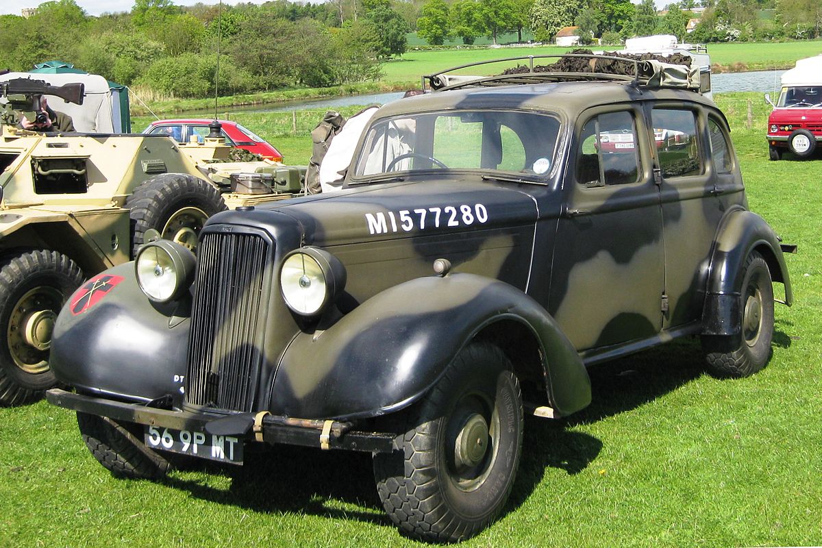 Cars For Sale In Montgomery Al >> Humber Snipe - Wikipedia