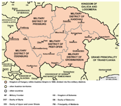 List of administrative divisions of the Kingdom of Hungary Wikipedia