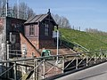 Hunsingosluis met sluismeestershuisje, Zoutkamp 3.jpg