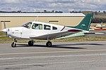Hunter Valley Aviation (VH-XMV) Piper Warrior II at Wagga Wagga Airport.jpg