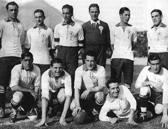 Club Atlético Huracán - The 1925 Huracán team, champion that year.