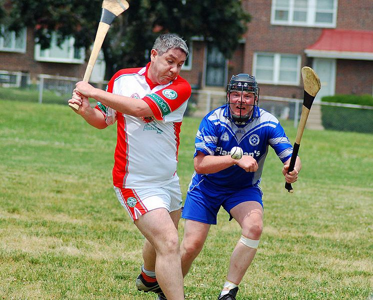 File:Hurling sport - Taking a swing.jpg