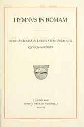 Ioannes Pascoli: Hymnus in Romam