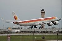 EC-LCZ - A346 - Iberia