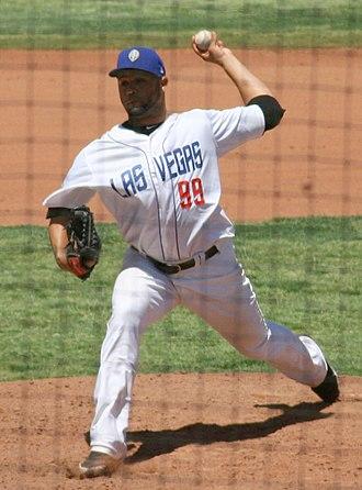 Luis Pérez (baseball) - Image: IMG 1109 Luis Pérez