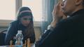 IM Dorsa Derakhshani vs GM Damian Lemos in Gibraltar Chess Tournament 2017.png