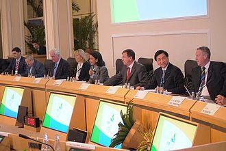 Rio de Janeiro bid for the 2016 Summer Olympics - Image: IOC Evaluation Commission in Rio de Janeiro