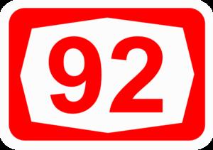 Highway 87 (Israel) - Image: ISR HW92