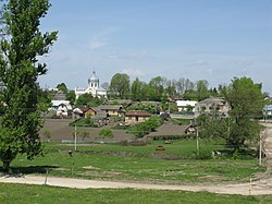 Вигляд на село