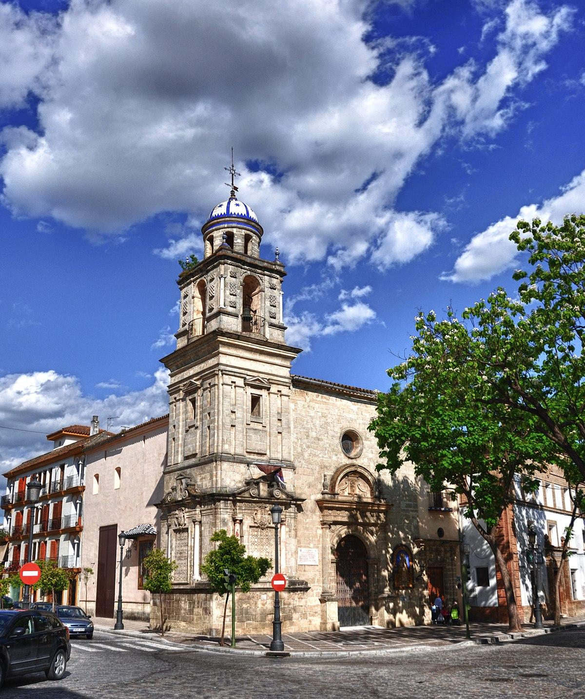 Iglesia de la victoria jerez de la frontera wikipedia for En jerez de la frontera