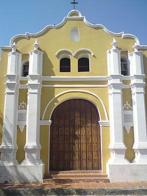Coro, Venezuela - Iglesia de San Clemente.
