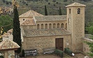 Iglesia de San Lucas, Toledo - Iglesia de San Lucas