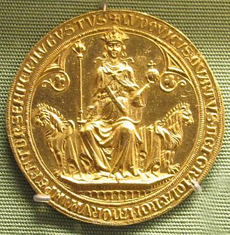 Louis IV, Holy Roman Emperor - Golden Bull of Louis IV 1328