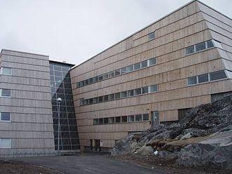 University of Greenland - Ilimmarfik university Campus in Nuuk