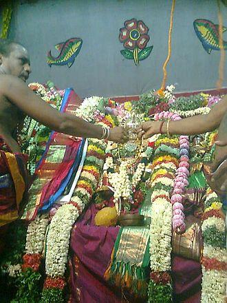 Manamadurai - Anandavalli Somanadhar Thirukalyanam