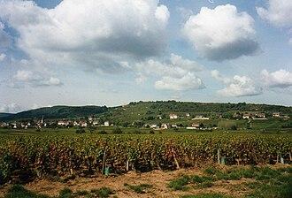 Côte Chalonnaise - The Côte Chalonnaise region