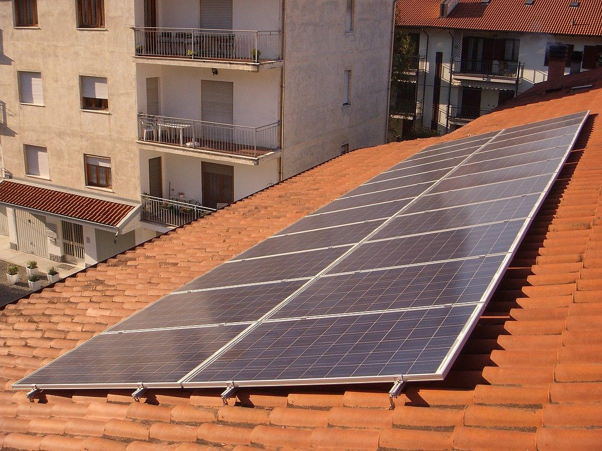 Installazione pannelli fotovoltaici incentivi 76