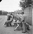 In het strafkamp te Vught, zijn 7000 Nederlandse collaborateurs en landverraders, Bestanddeelnr 900-4274.jpg