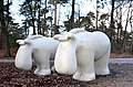In the National Park Hoge Veluwe one can find a lot of sculptures as art in the nature - panoramio.jpg