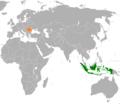 Indonesia Romania Locator.png