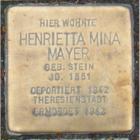 Ingelheim Henrietta Mina Mayer geb. Stein.png