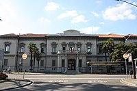 Ingresso storico dell'ospedale di Busto Arsizio 02.jpg