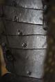 Insidan av rustning, 1600-1640 cirka - Skoklosters slott - 100601.tif