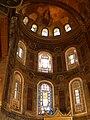 Inside Hagia Sophia, Aya Sophia, Ayasofya, Aghia Sofia, Istanbul, Turkey - panoramio.jpg