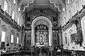 Inside the hall of Basilica of Bom Jesus - in Monchrome.jpg