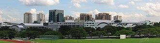Institute of Technical Education - Old Institute of Technical Education Headquarters at Dover, Singapore.