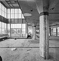 Interieur, ruimte met kolommen tijdens restauratie - Rotterdam - 20002775 - RCE.jpg