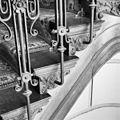 Interieur- detail van de trap - Haarlem - 20286009 - RCE.jpg