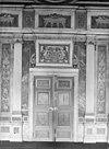 interieur audiëntiezaal, toegangsdeur - apeldoorn - 20023315 - rce
