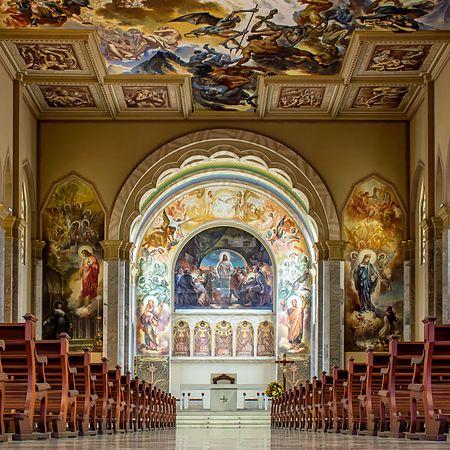 Interior da igreja de São Pelegrino (Caxias do Sul).jpg