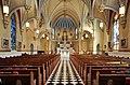 Interior of St Andrew's Catholic Church in Roanoke, Virginia.jpg