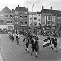 Internationaal folkloristische optocht Arnhem. Ducato di Piazza Pontida , Bergam, Bestanddeelnr 907-9243.jpg