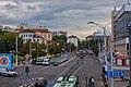 Intersection of Niamiha and Haradski Val streets (Minsk) — 06.jpg