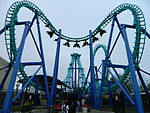Invertigo with new paint at Kings Island.jpg