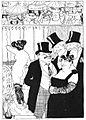 Ion Theodorescu-Sion - 'Târgul Moşilor' odată pe an... , Târgul moşilor în toate nopţiile, Furnica, 21 mai 1908.JPG