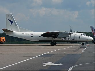 IrAero - IrAero Antonov An-26