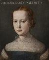 Isabella de Medici (1542-1576) (Agnolo Bronzino) - Nationalmuseum - 17348.tif