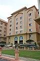 Ishodyan Bhavan Facade - ISKCON Campus - Mayapur - Nadia 2017-08-15 2043.JPG