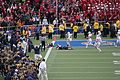 Isi Sofele scores TD at 2010 Big Game.JPG