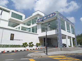 Islamic Arts Museum Malaysia Museum in Kuala Lumpur, Malaysia