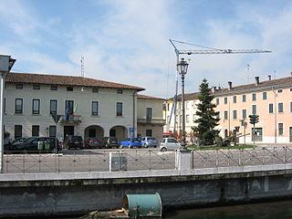 Isorella Comune in Lombardy, Italy
