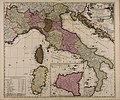 Italia iam tota principes in suas partes accuratius distincta hisce praeter... - CBT 5880945.jpg