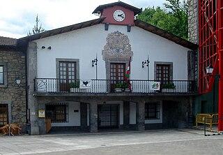 Izurtza Municipality in País Vasco, Spain