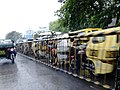 J. Catolico Avenue traffic jam - panoramio.jpg