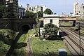 J35 049 Bf Once de Septiembre, Tunnel Ri Puerto Madero.jpg