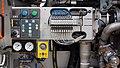JASDF A-MB-2(Rosenbauer Panther 6x6, 48-8088) pump control panel at Kasuga Air Base November 25, 2017.jpg